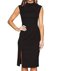 Ivanka Trump black sheath size 16